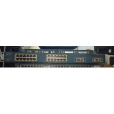 Cisco WS-C2950G-24-EI 2950 Series All GIG 24 Port Switch