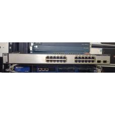 Cisco WS-C3750-24FS-S Catalyst 100BASE-FX All GIG 24-Ports Switch