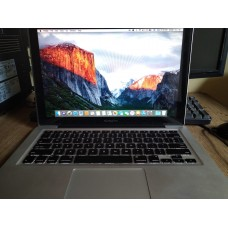 Apple MacBook Pro, 13 inch, core 2 Duo, 6 GB Ram, 256 GB SSD, Excellent Condition
