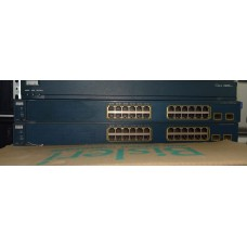 Cisco WS-C3560-24PS-S Catalyst 3560 Series PoE Ethernet Switch 24-Ports