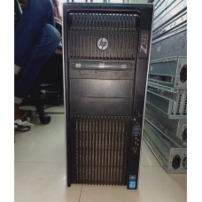 HP Z820 Workstation, 32 GB Ram, 2 TB Hard Drive