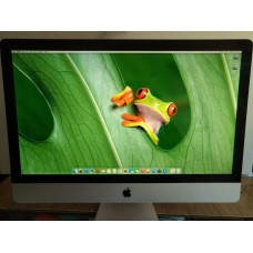 Apple iMac A1312, Core i7, 27 Inch. All-in-One with 16 Gb RAM & 1 TB Hard-Drive