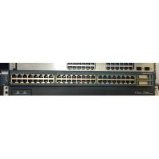 Cisco WS-C2950G-48-EI Catalyst 2950G 10/100 All GIG 48-Port Switch